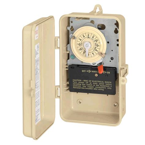 intermatic timer intermatic swimming pool spa timer indoor outdoor 220v