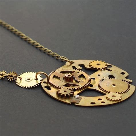 how to make brass jewelry steunk jewelry brass necklace by tanith rohe on deviantart