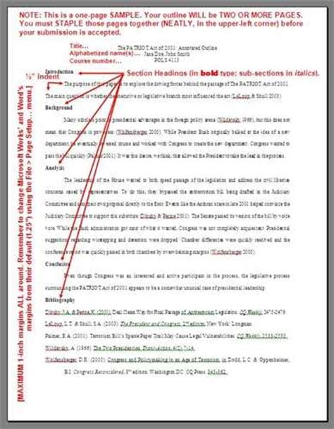 example of annotated bibliography asa format chris ackerman