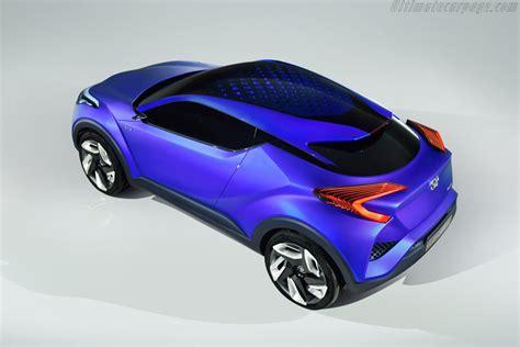 Toyota C Hr Concept by Toyota C Hr Concept