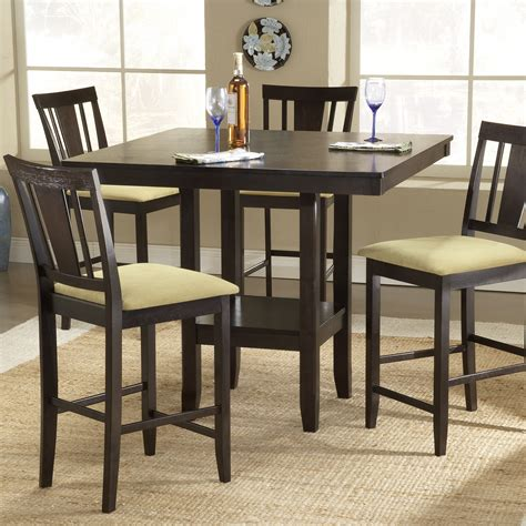 counter height dining table hillsdale arcadia counter height dining table reviews