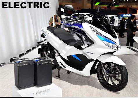 Honda Pcx Terbaru 2018 by Honda Pcx Terbaru 2018 Meluncur Ada Tipe Hybrid Dan