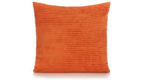 orange cusions george home jumbo cord cushion 50x50cm orange cushions