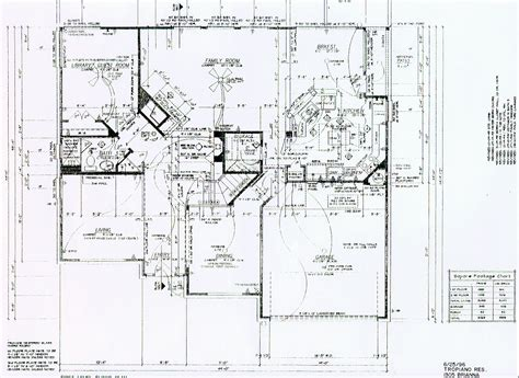 blueprint for homes tropiano s new home blueprints page