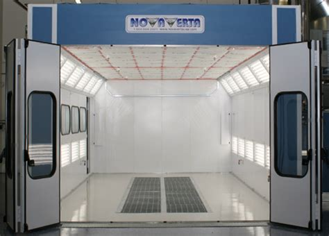 spray painting booth paint booths for solvent and waterborne paint systems