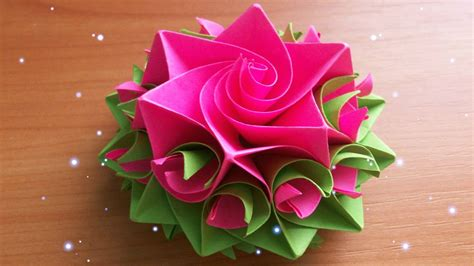 how to make paper crafts flowers diy handmade crafts how to make amazing paper