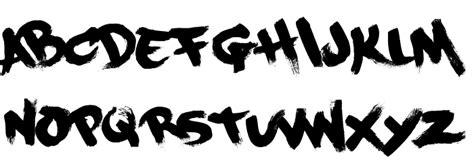 paint font paintcans font