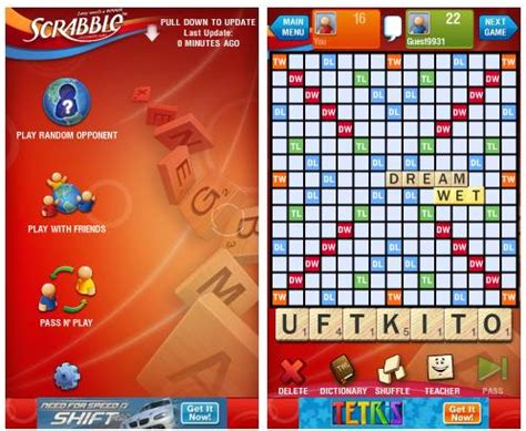 scrabble free android scrabble free word for android the tech journal