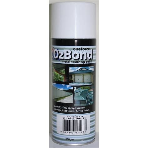 acrylic spray paint ozbond pearl white acrylic spray paint 300g