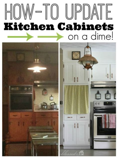 update your kitchen cabinets how to update kitchen cabinet doors on a dime