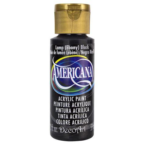 acrylic paint how to make black decoart dazzling metallics 2 oz black pearl acrylic paint