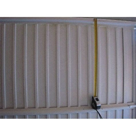 kit isolation porte de garage foireonline