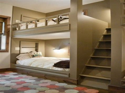 bunk beds for rooms best 25 bunk bed rooms ideas on awesome beds