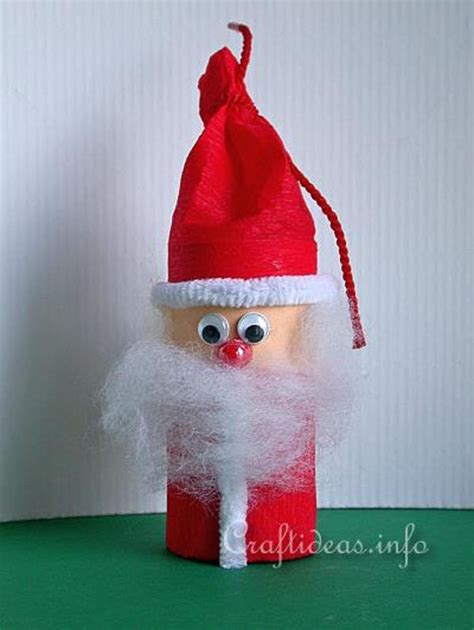 santa claus crafts 31 easy and craft ideas for