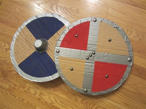 viking crafts for to make relentlessly deceptively educational viking shield