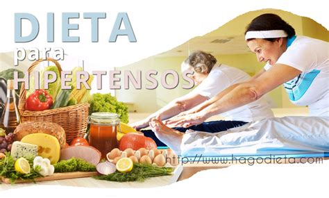 dieta para hipertensos - Dieta Sin Sal Para Hipertensos