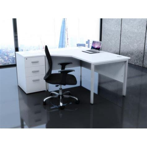 white corner desk uk englewood modern white corner desks