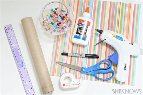 how to do craft for beautiful kaleidoscope craft for makes upcycling