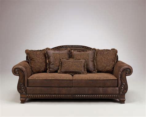 sofa and chair bradington truffle sofa loveseat and accent chair set sofas