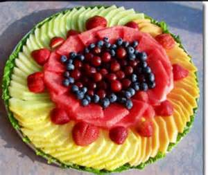 fruit decoration for fruit salad decorations easy arts and crafts ideas
