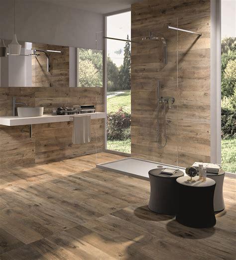 Old Bathroom Tile Ideas by Ceramic Tile Replicates Wood Dakota By Flaviker