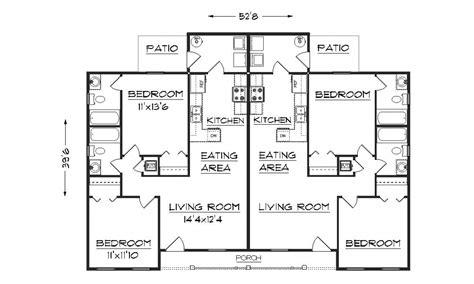 duplex house floor plans duplex floor plans duplex house plans with garage plan
