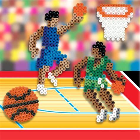 beaded basketball net basketball boys