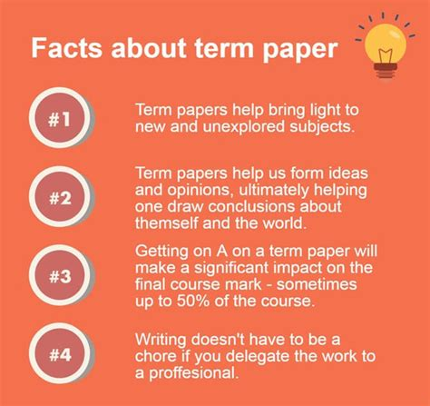 Write Term Papers by The Ultimate Guide For Writing An Excellent Term Paper