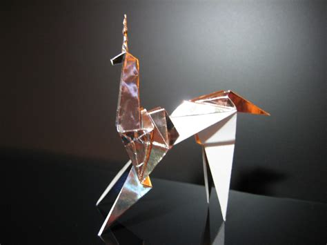 origami blade blade runner origami unicorn prop by thefurthershore on etsy