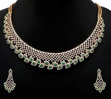 jewelry designs stunning bridal necklace set jewellery designs