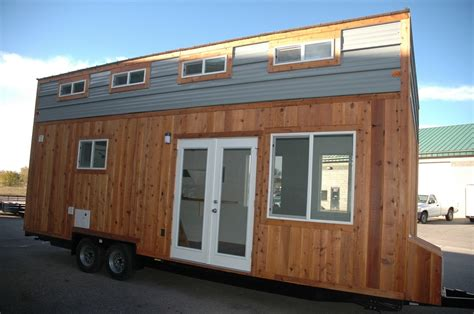 shed style house 26 tiny house rv with shed style roof by tiny idahomes