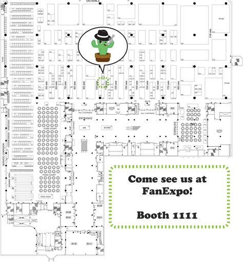 fan expo floor plan the best 28 images of fan expo floor plan the organizer