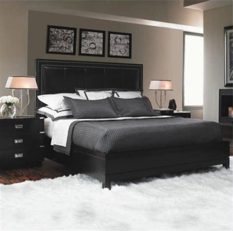 Bedroom Furniture Decor How To Decorate A Bedroom With Black Furniture 5 Steps