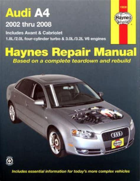 haynes service manuals audi a4 auto repair manual forum heavy equipment forums download haynes audi a4 2002 2008 auto repair manual