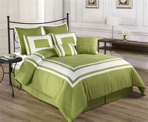 comforter set green 8 decor pistachio green comforter set