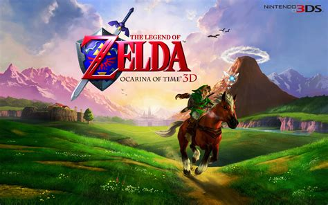 legend of ocarina of time the legend of ocarina of time 3d review gamerbolt