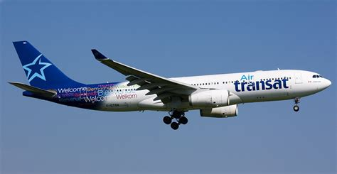 beoordelingen en vluchten air transat tripadvisor
