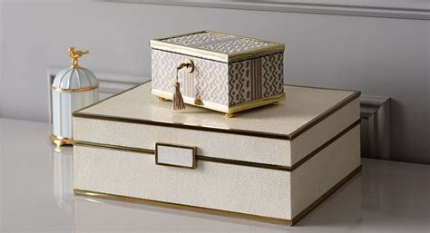 decorative jewelry boxes ideas buy luxury decorative boxes online at luxdeco linley