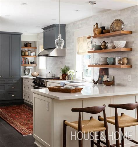 kitchen cabinet shelving 30 kitchens that to bare all with open shelves open