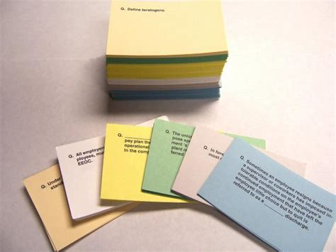best way to make flash cards four tips for studying easier and more effective