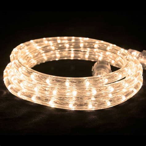 white rope lights led light design outdoor led rope lights review walmart