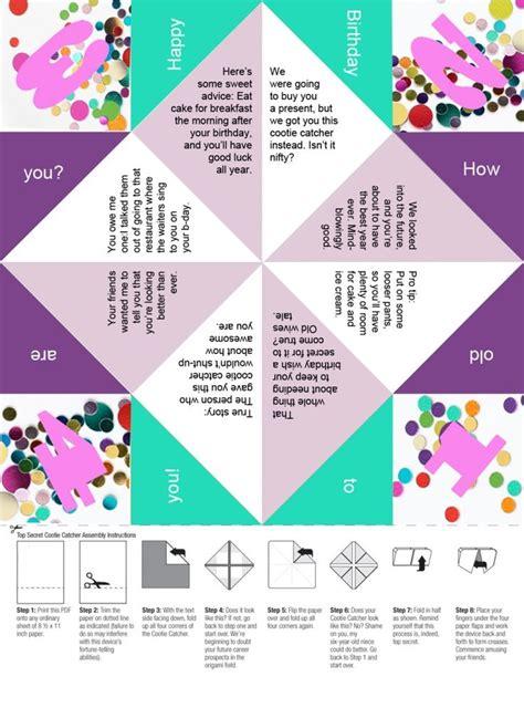 origami fortune teller printable printable fortune quotes quotesgram