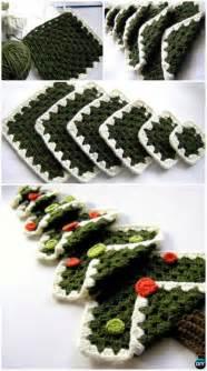 crochet decorations uk 25 unique crochet trees ideas on
