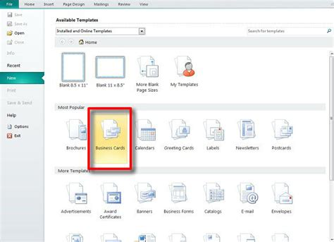how to make sided business cards in publisher archives socalgett