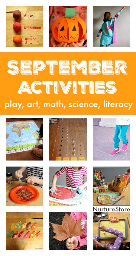 september crafts for september activity plans things to do in september with