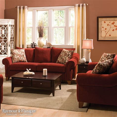 raymour flanigan living room furniture molly chenille collection living room other by