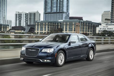 Gas Mileage Chrysler 300 by 2017 Chrysler 300 Gas Mileage The Car Connection