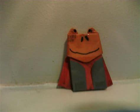 origami jar jar jar jar binks origami yoda