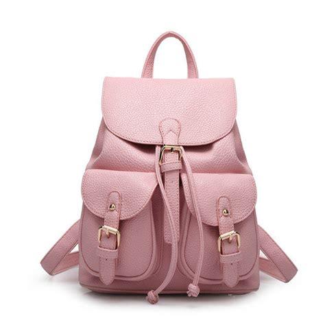 designer leather backpack 2015 new backpack mochila pu leather backpacks travel backpack brand designer