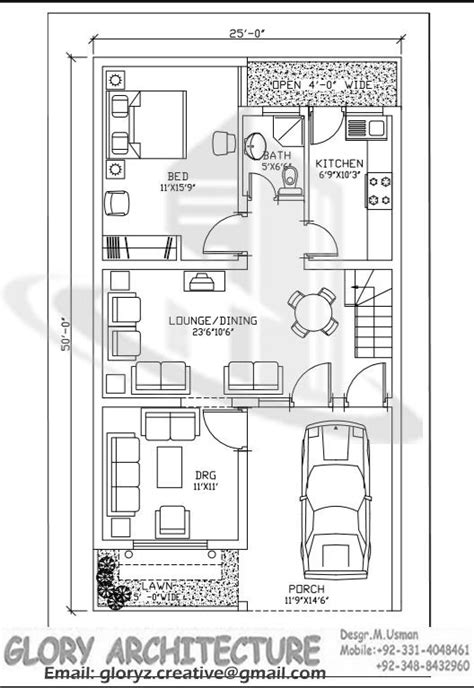3 Bedroom House Plans Indian Style d 17 islamabad pakistan house map plan drawings